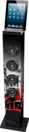 Bezvadu skaļrunis Muse M-1200LD, melna, 60 W