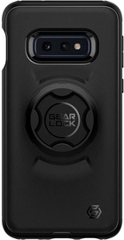 Spigen Gearlock Bike Mount Case For Samsung Galaxy S10e Black