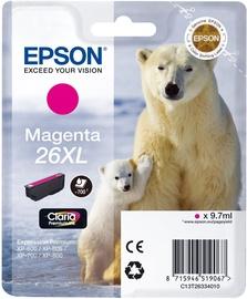 Epson 26 Claria Premium Magenta XL