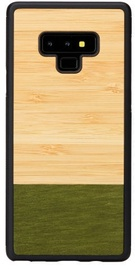 Man&Wood Bamboo Forest Back Case For Samsung Galaxy Note 9 Black