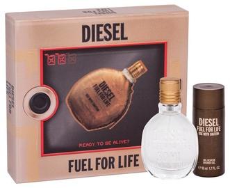 Diesel Fuel For Life 2pcs Set 80ml EDT
