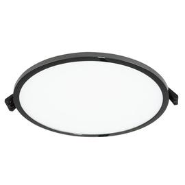 Светильник LEDlife, 16Вт, 3000°К, черный