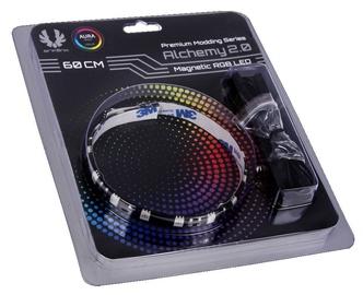 Светодиодная лента с магнитным креплением BitFenix Alchemy 2.0 Magnetic 30 LED Strip 60cm RGB