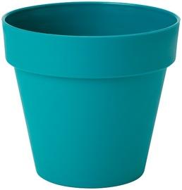 Puķu pods Form Plastic Ibiza Soft Mat 4120-064, zaļa
