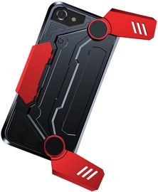 Baseus Gamer Gamepad Case for Apple iPhone 7/8 Black/Red