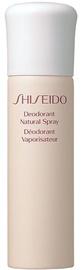 Дезодорант для женщин Shiseido Natural Spray, 100 мл