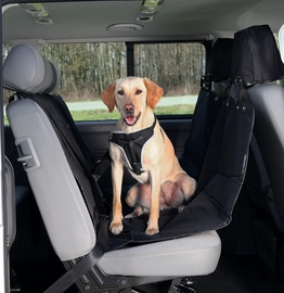 Чехлы для автомобильных сидений Trixie Vehicle Interior Covering Protector From Animals Black
