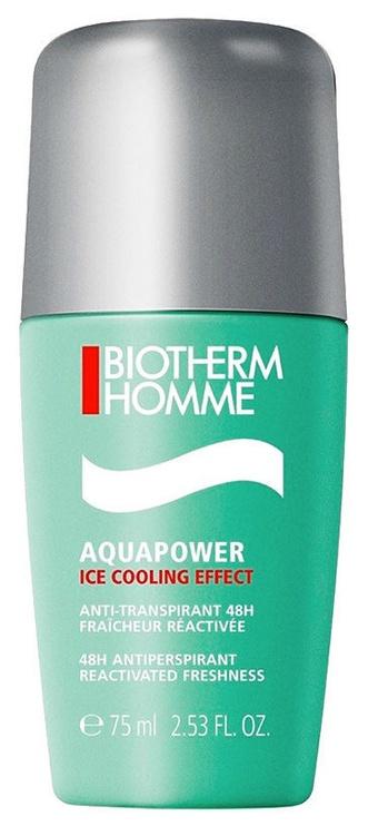 Дезодорант для мужчин Biotherm Homme Aquapower Antiperspirant Roll On, 75 мл