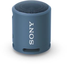Bezvadu skaļrunis Sony XB13 Extra Bass, zila, 5 W