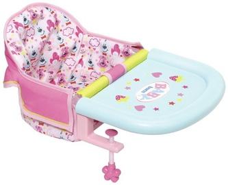 Zapf Baby Born Table Feeding Chair 825235