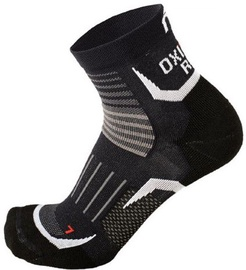 Mico Medium Running Sock Oxi-Jet Black 38-40