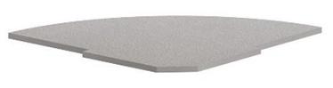 Skyland Imago PC-5.1 Reception Shelf 81.5x81.5x2.2cm Grey
