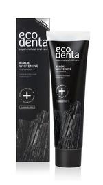 ECODENTA Black Whitening zobu pasta 100ml
