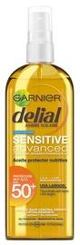 Eļļa saules aizsardzībai Garnier Delial Sensitive Advanced Protective SPF50, 200 ml