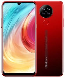 Mobilais telefons Blackview A80 Modern Red, 16 GB