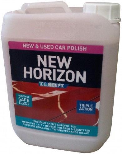 Concept New Horizon Car Polish 5l