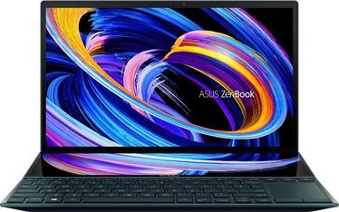 "Klēpjdators Asus ZenBook Duo 14 UX482EG-HY016R, Intel® Core™ i7-1165G7 (12 MB Cache, 2.8 GHz), 32 GB, 14 """