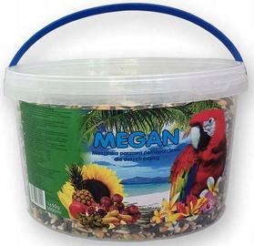 Megan Food For Large Parrots 3l