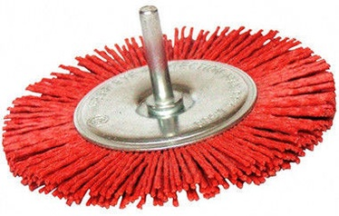 Leman Nylon Wheel Brush 50mm