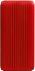 Silicon Power QP66 Power Bank 10000mAh Red