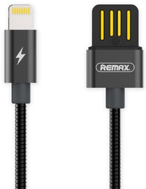 Remax Serpent USB 2.0 Double-Sided To Micro USB 1m Black