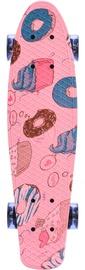 Skrituļdēlis Meteor Multicolor Skateboard Candy 22600