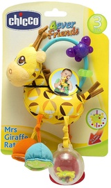 Chicco Baby Senses Tactile Rattle Mrs. Giraffe