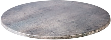 Home4you Table Top Topalit Round D70 Concrete