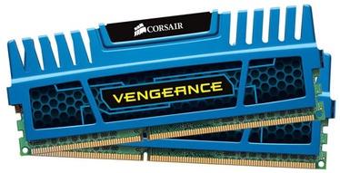 Operatīvā atmiņa (RAM) Corsair CMZ8GX3M2A1600C9B DDR3 (RAM) 8 GB