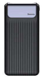 Ārējs akumulators Baseus PPYZ-C01 Black, 10000 mAh