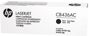 HP Toner CB436AC Black