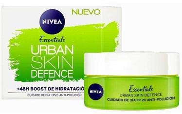 Nivea Urban Skin Defence Day Cream SPF20 50ml