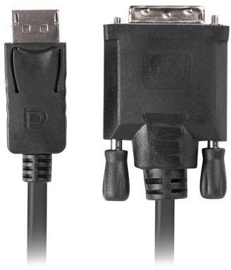 Lanberg DisplayPort to DVI-D Cable 1.8m