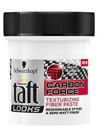 Schwarzkopf Taft Carbon Force Texturizing Fiber Paste 130ml