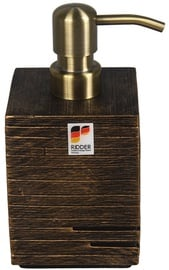 Ridder Brick Soap Dispenser Bronze