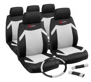 Bottari Indy Kit Black Grey