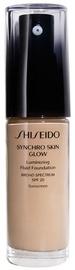 Shiseido Synchro Skin Glow Luminizing Fluid Foundation SPF20 30ml N3