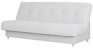 Dīvāngulta Bodzio Kortina S6 Light Grey, 197 x 90 x 92 cm