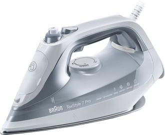 Gludeklis Braun TexStyle 7 Pro SI 7088 Grey