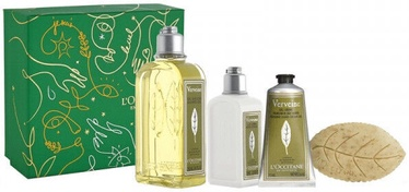 L´Occitane Verbena Bath 4pcs Set 470ml