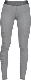 Under Armour Womens Favourite Wordmark Leggings 1329318-012 Grey S