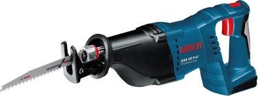 Lentzāģis Bosch GSA 18 V-LI Solo Cordless Sabre Saw without Battery