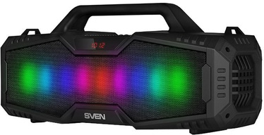 Bezvadu skaļrunis Sven PS-480 Black, 24 W
