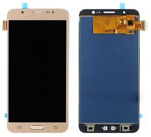 Mobilo tālruņu rezerves daļas Samsung Galaxy J710 2016 Gold LCD Screen