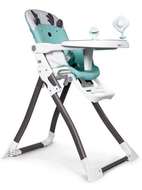 EcoToys Feeding Chair Green