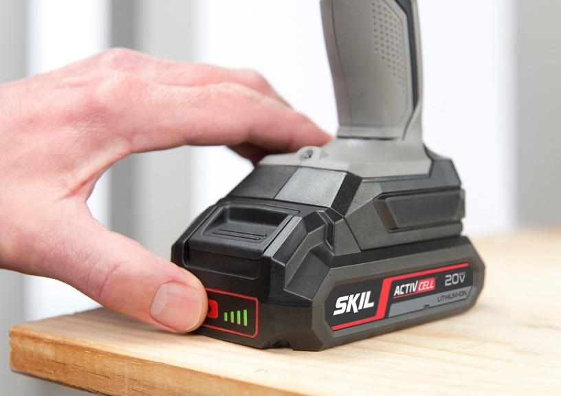 Akumulatora skrūvgriezējs - urbis Skil F0152844AC