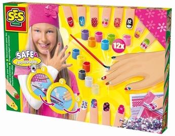 Nagu kopšanas komplekts SES Creative Decorate Your Nails
