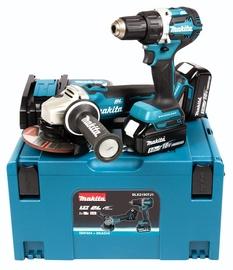 Akumulatora skrūvgriezējs - urbis Makita DLX2190TJ1
