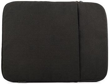 Logic Concept Plush Laptop Sleeve 12-14'' Black