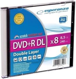 Esperanza DVD+R DL 8.5GB 8x 1pcs